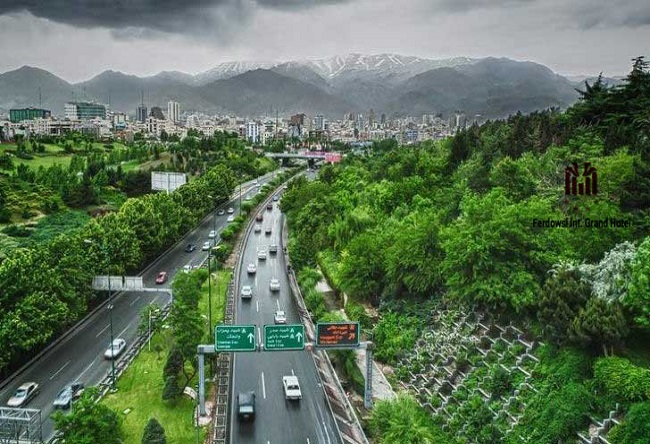 one day tour in Tehran