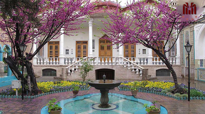 One-day tour to remember the old house in Tehran beside all the beauties of the Iran art