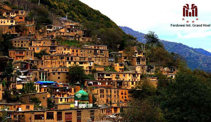 The city of silver rain, Mother of Gilan, Rasht