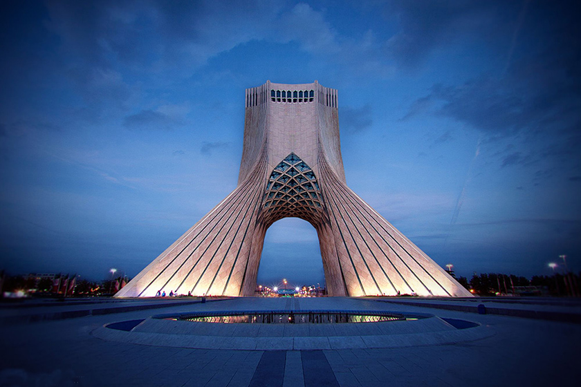 azadi tower-ferdowsi