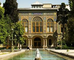 The Golestan Palace