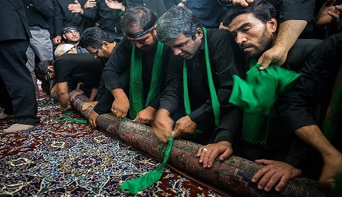 Carpet Washing in Mashhad